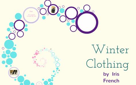 Winter Clothing Prezi