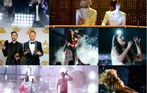And the Grammy goes to….