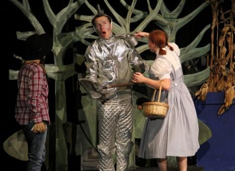 Wizard of Oz this week