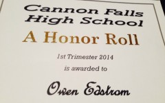 Roll out the honors
