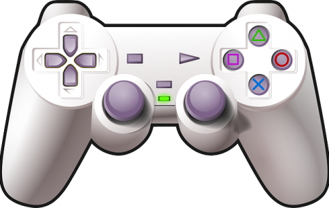 Point……   Violent video games