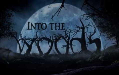 Into the woods it's time to go