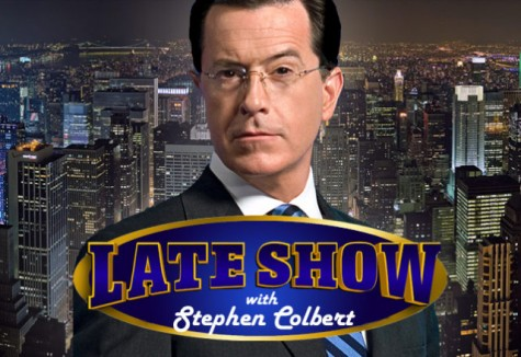 Stephen Colbert and Late Night Television