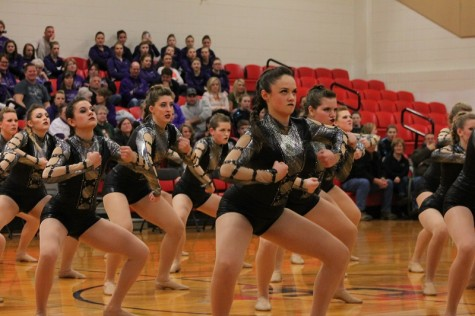 Bomber Dance Team to get their kicks at state