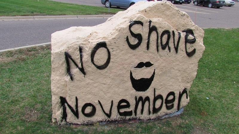 Student+Council+promotes+No+Shave+November