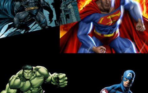 Everybody loves a superhero