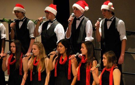 Holiday choir concert