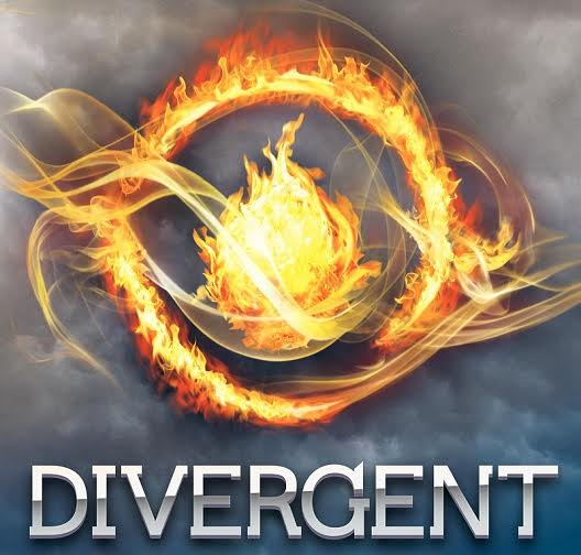 Divergent – the book