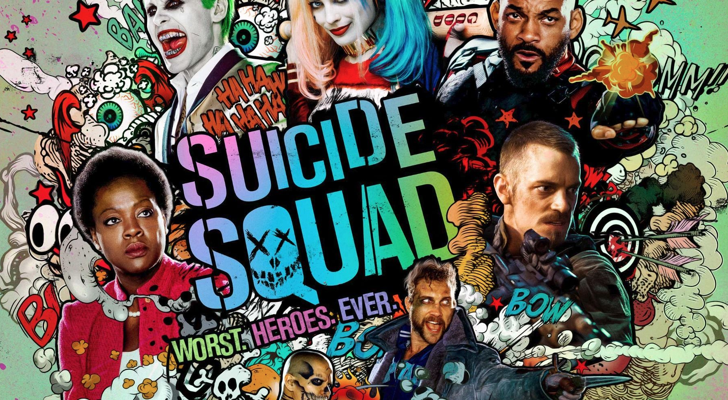 Suicide+Squad+hits+the+movie+theaters