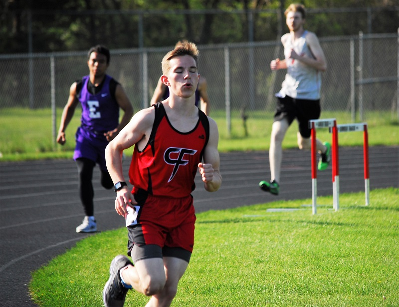 Making a dash for sections