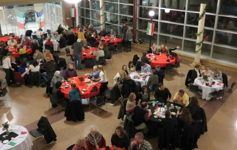 Humanities dinner