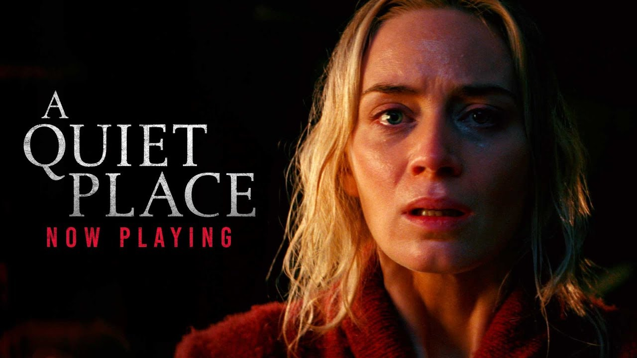 Press release for A Quiet Place