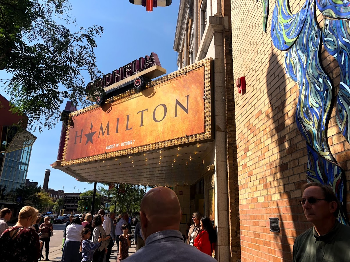 The splash hit Hamilton gives Minnesota audiences a chance to see what all the hype is about