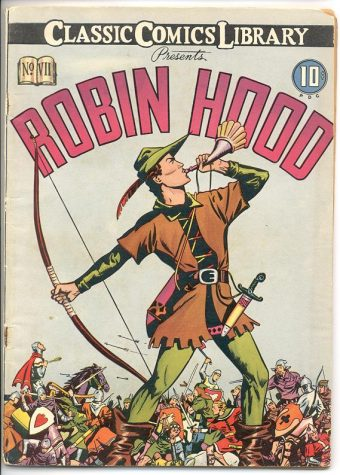 Robin Hood Strikes Again