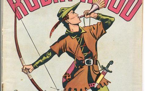 Robin Hood strikes again