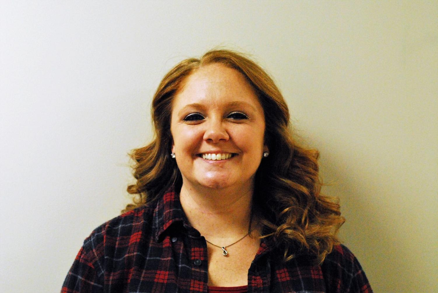 The CFHS English department has welcomed a new staff member, Morgan Schwarz.