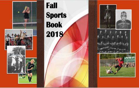 Fall Sports Book 2018