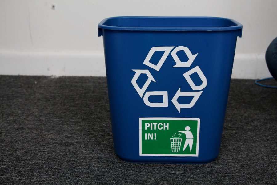Promoting+recycling+is+something+that+the+Green+Club+strives+for.+