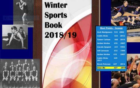 Winter Sports Book