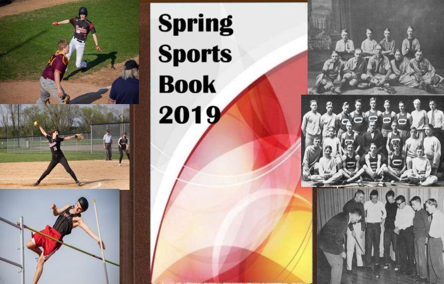 Spring Sports Book 2019