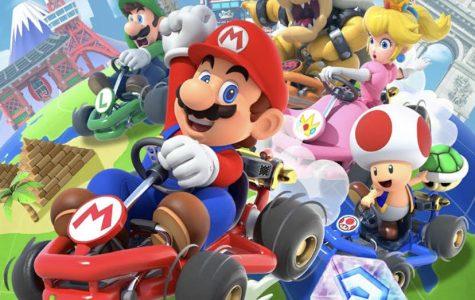 Mario goes mobile