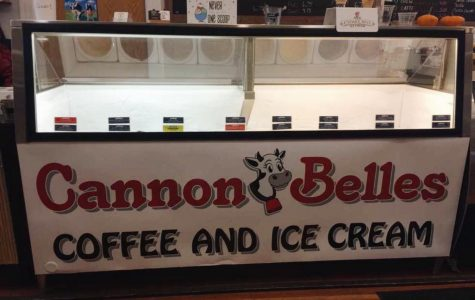 Cannon Belles Coffee and Ice Cream