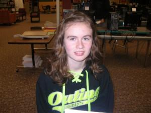 Photo of Ella Coyle
