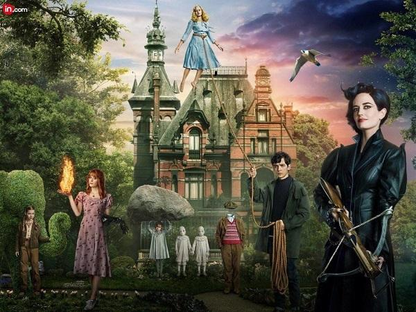 The Lantern Miss Peregrine S Home For Peculiar Children