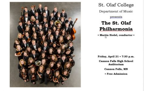St. Olaf orchestra to perform