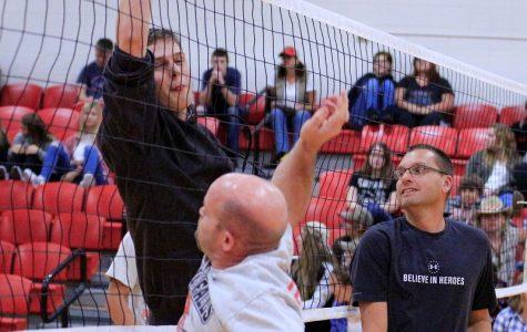 Powerpuff volleyball