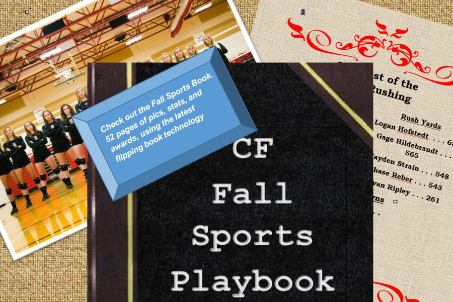 CFHS Lantern presents Fall Sports Playbook