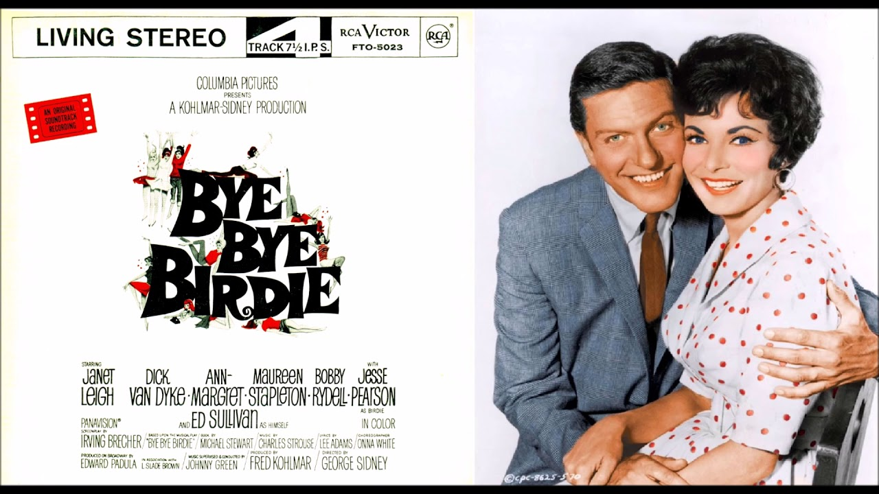 Press release for Bye Bye Birdie the movie.