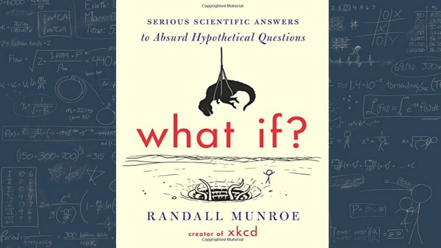 What if? by Randall Munroe probes deeply into the bizarre