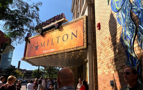 The Broadway's Hamilton