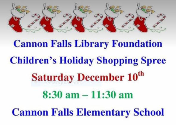 CFES and Library Board sponsor a holiday event