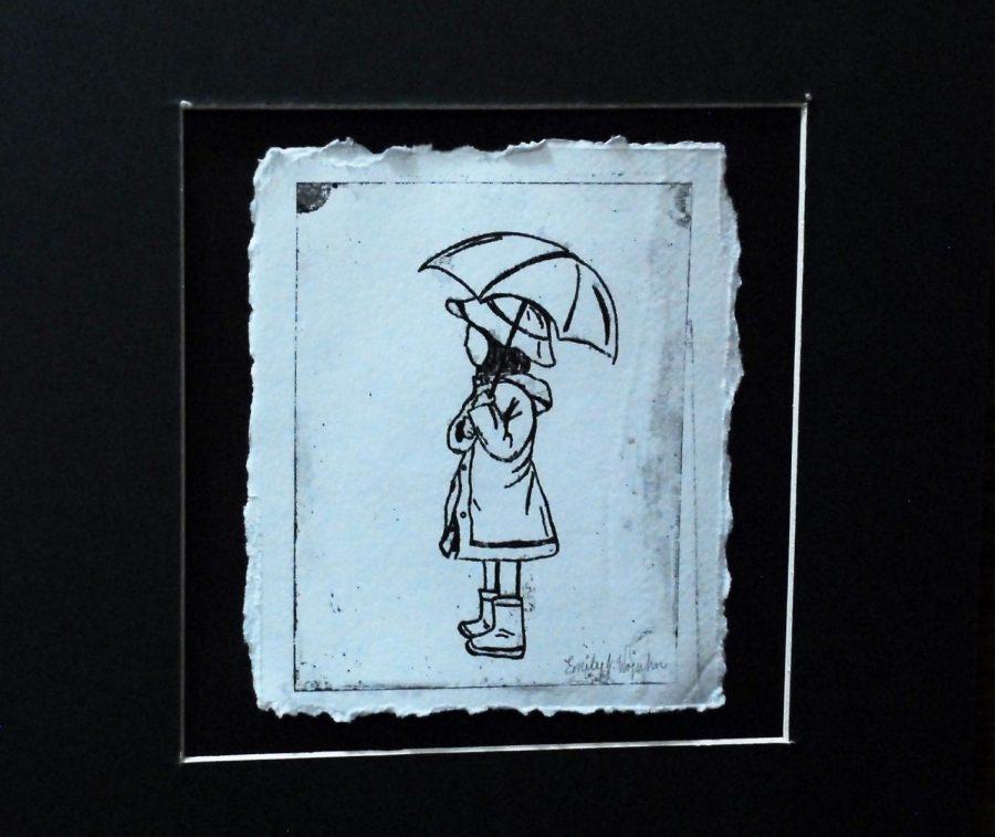 Little Rain Girl
