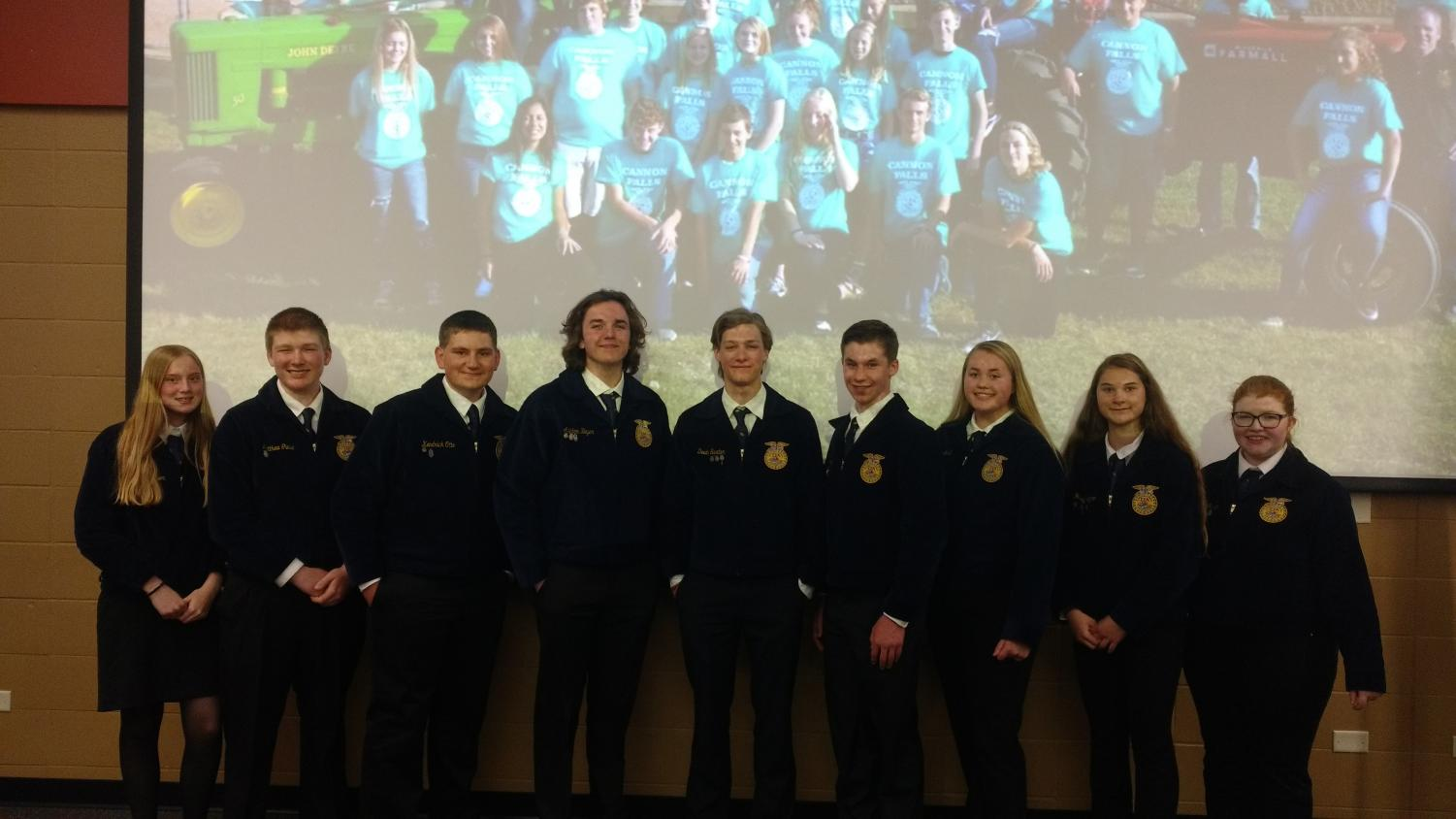 2019-2020 Chapter officers