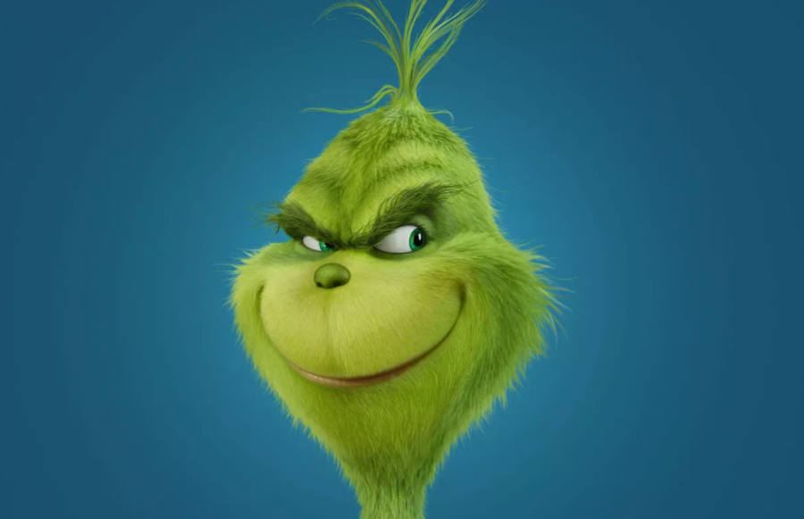 The+Grinch+in+the+new+movie+is+animated.+