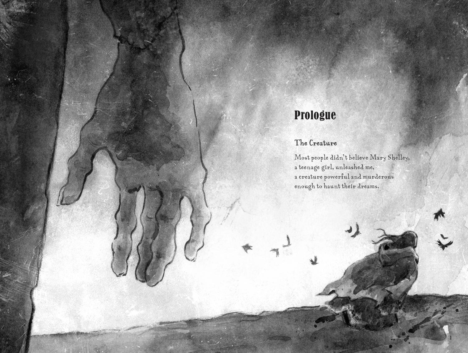 Illustration are added throughout the book to enhance the story.