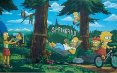 Silly satire in Springfield