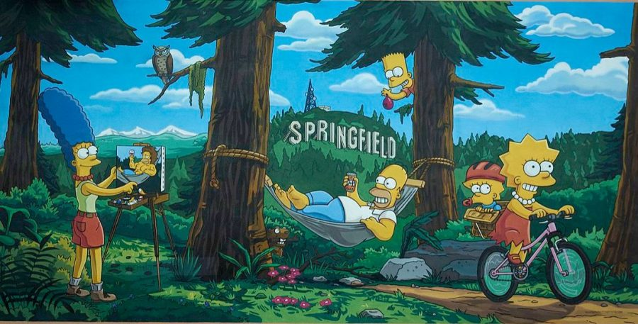 Simpsons Wikimedia