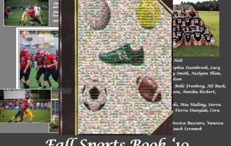 fall sports book