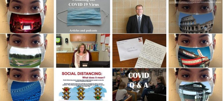 Collating COVID 19