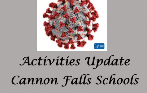 Activities Update  COVID-19 (UPDATED 3/20 11:30 AM)