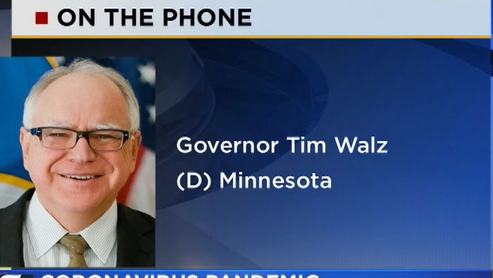 Governor Walz's Tuesday press conference