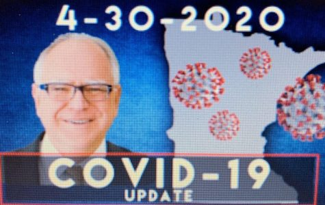 Governor Walz guides Minnesotans through these tough times.