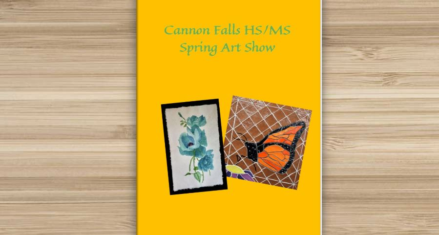 CF  art department compiles artwork from the 2019 - 2020 school year