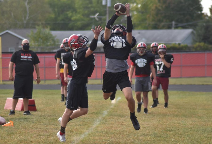 The Bomber football team catches quite the win: they are now able to compete again this fall.