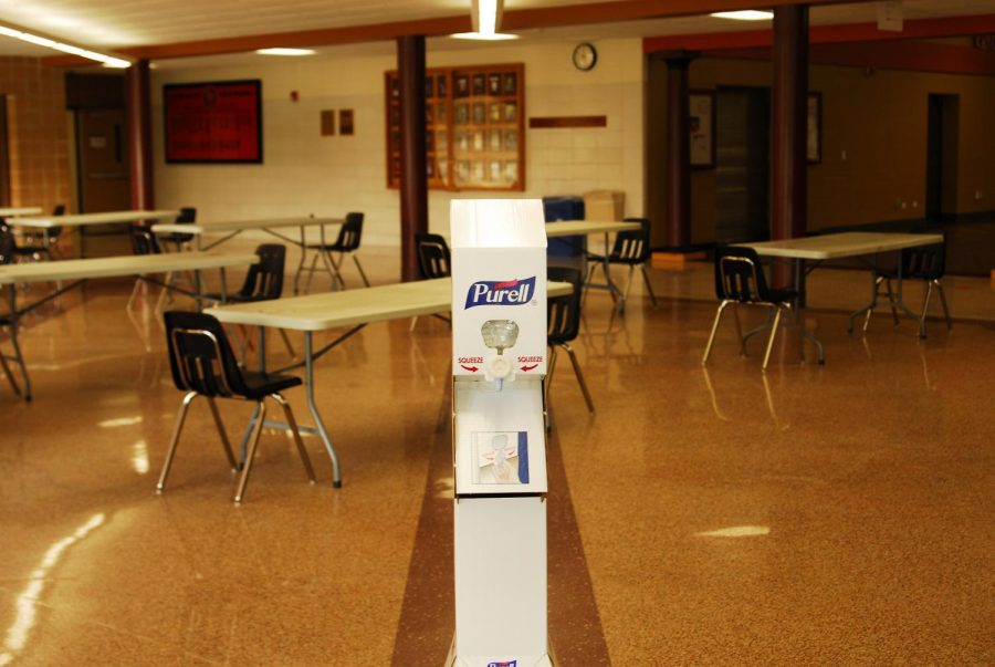 The school will be providing its students with meals everyday of distance learning.