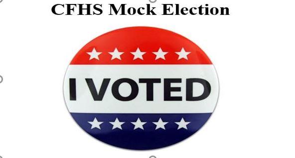 CFHS mock election
